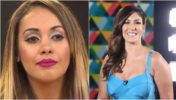 Dorita Orbegoso pidió a Tilsa Lozano dejar en el pasado su relación con Juan Manuel Vargas