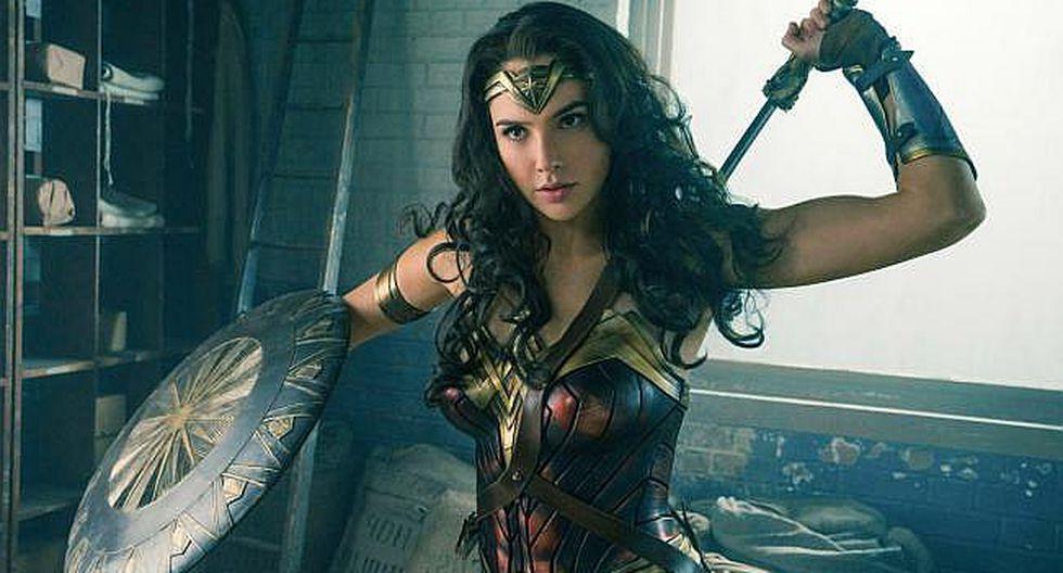 Gal Gadot rompió su silencio sobre el poco dinero que recibió por Wonder Woman