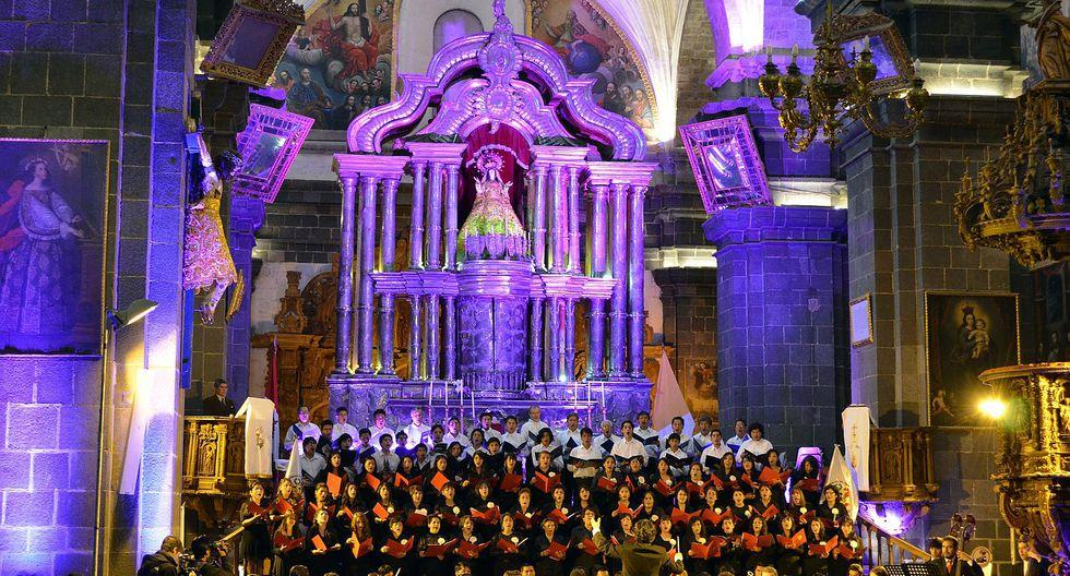 Semana Santa: La Orquesta Sinfónica del Cusco se presenta hoy en la Catedral (FOTOS)