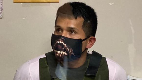 Barranca. Yeri Quineche, experto en artes marciales, es sindicado como autor material del cuádruple asesinato.