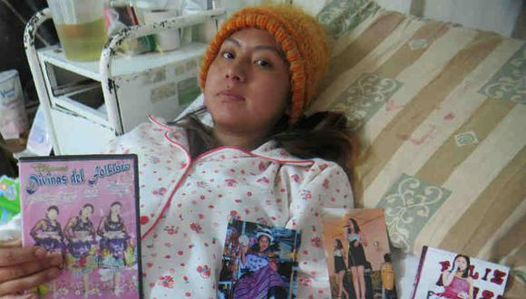 Huancayo: Internan en hospital a cantante de tunantada por mala receta médica (VIDEO)