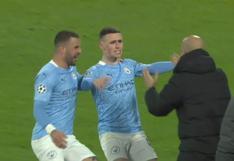 Phil Foden anotó golazo para el 2-1 del City y sentenció a Dortmund (VIDEO)