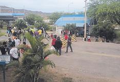 Tumbes: Policía interviene a 34 extranjeros en Carpitas