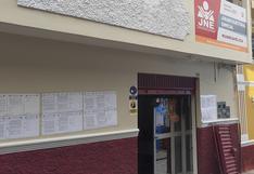 Huancavelica: Dos candidatos al Congreso más salen de la contienda electoral