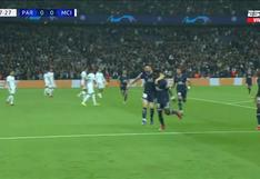 PSG vs. Manchester City: Idrissa Gueye inauguró el marcador y pone el 1-0 en el duelo de Champions League (VIDEO)