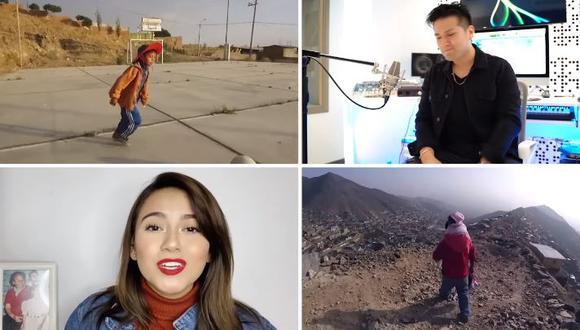 """Teletón: artistas se unen en himno oficial de la cruzada """"Por un Perú sin hambre""""  (Foto: captura video)"""