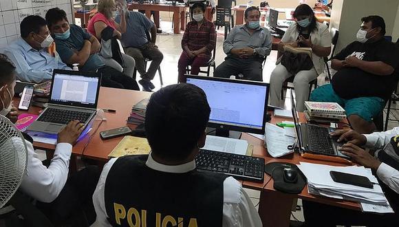 """Juzgado de Ica dicta 36 meses de prisión preventiva para """"Los crueles de La Palma"""""""
