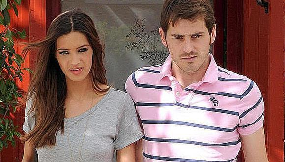 Iker Casillas: Esposa de arquero fue operada por un cáncer de ovario