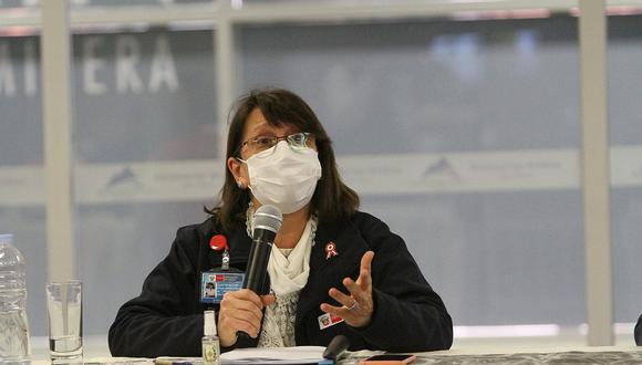 Pilar Mazzetti considera que los viajes son de alto riesgo e indicó que la infección se activó cuando las personas salieron hacia otras regiones, llevando la enfermedad respiratoria.