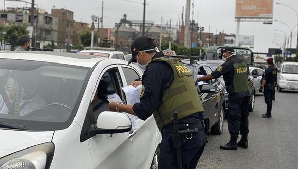 El monto de las multas, según el tipo de infracción, pueden ir desde los S/ 88.00 hasta los S/ 440.00 (Foto: GEC)