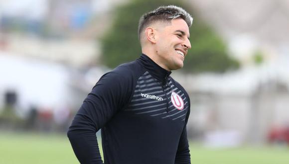 Alejandro Hohberg llegó a Universitario a inicios del 2019. (Foto: GEC)