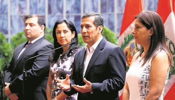 Gobierno arremete contra expresidente Alan García