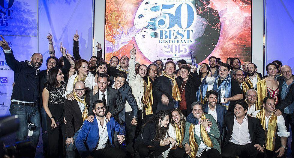 Los 50 Mejores Restaurantes de Latinoamérica se anuncian hoy