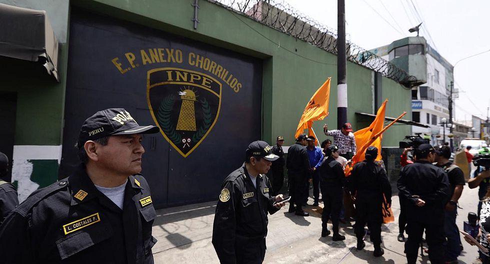 Keiko Fujimori: Jefe del Inpe asegura que se hacen esfuerzos para liberación (FOTOS)