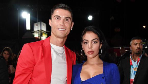 Cristiano Ronaldo tiene una relación de varios años con la modelo Georgina Rodríguez. (Foto: Getty)