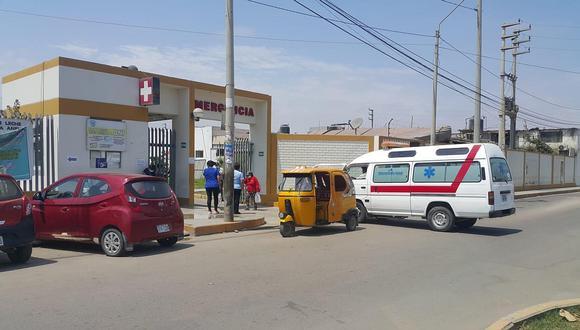 Tres enfermeras y un médico se infectaron de COVID-19 este año en Chincha