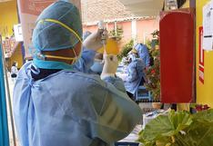 Huancavelica: Pierden ocho vacunas destinadas a inmunizar a ancianos
