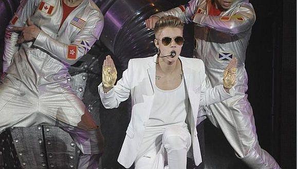 Justin Beiber anuncia su próximo concierto en el Estadio Nacional (VIDEO)