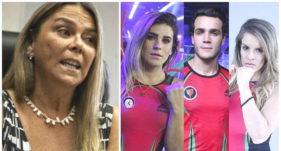 "Marisol Croussillat arremete contra 'Esto es Guerra': ""Siempre quisieron ser 'Combate'"" (FOTO)"