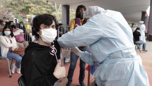 La vacunación contra el coronavirus continúa avanzando a nivel nacional. (Foto: GEC)