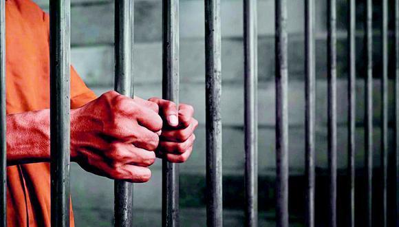 Acusado recibió la condena recluido en el penal de Pucchún en la provincia de Camaná. (Imagen referencial)