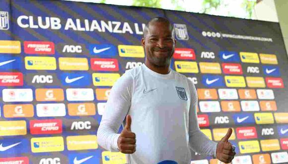 Pablo Bengoechea puso fecha para el debut de Alberto Rodríguez en Alianza Lima. (Foto: GEC)