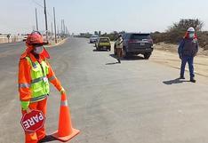 Iniciarán trabajos de semaforizacion en la doble vía Ica - Guadalupe