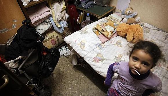Más de 500 niños que eran sexualmente abusados en albergue