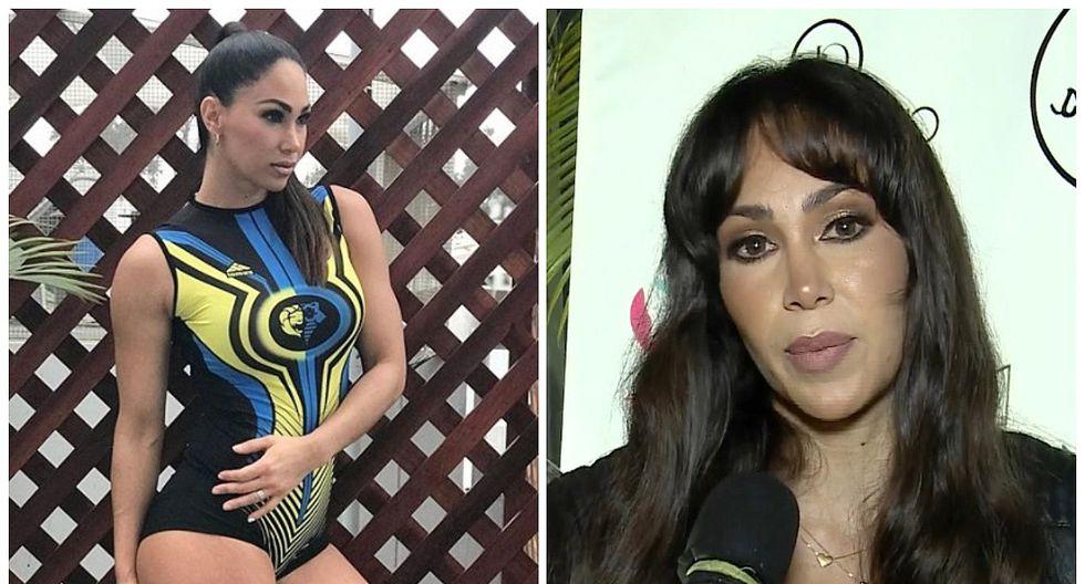 Melissa Loza reapareció con nuevo look tras ser vinculada con caso de drogas (VIDEO)