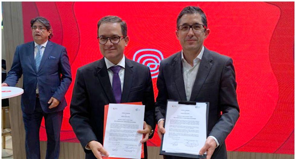 Perú firmó acuerdo para ser sede del Primer Congreso Mundial de Gastronomía. (Foto: Portal de Turismo)