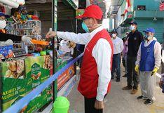 El complejo de mercados de Piura atenderá desde las 5:00 a.m hasta las 5:00 p.m