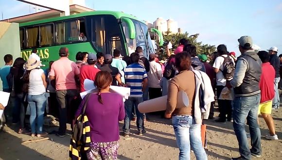 Áncash: Waldistas toman Gobierno Regional y golpean a dos consejeros