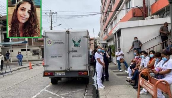 Empresaria tacneña Carla Rocchetti fue acribillada en clínica de Ecuador por sicarios