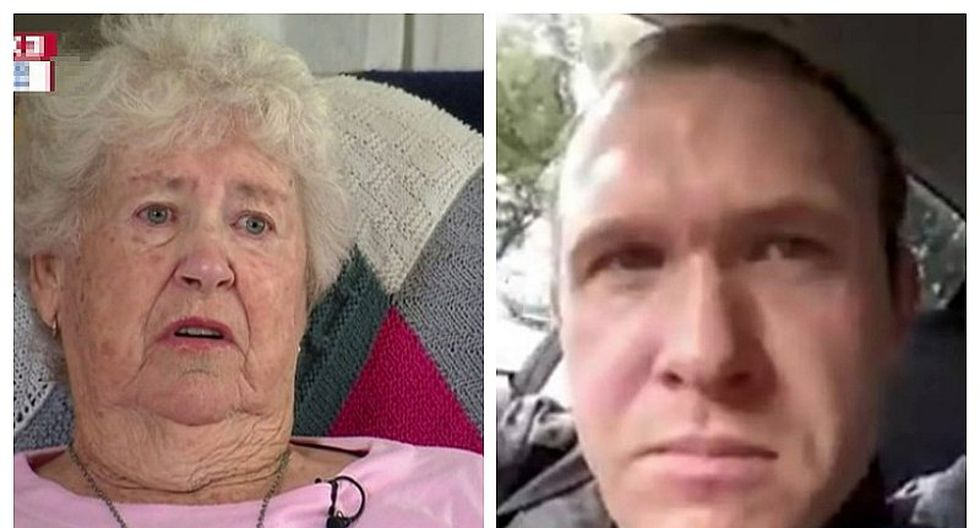 El pronunciamiento de la abuela del autor del atentado de Nueva Zelanda