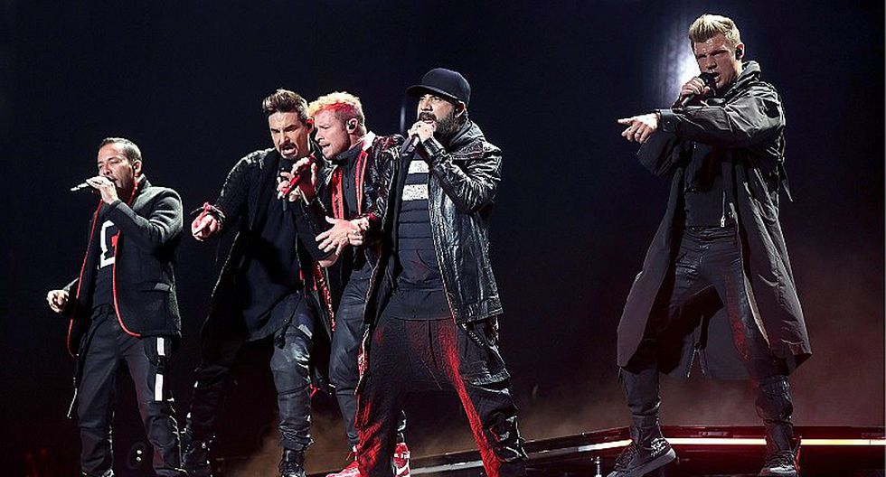 """Backstreet Boys relanza en versión acústica el tema """"I want it that way"""""""