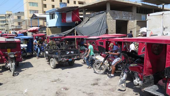 Chiclayo: Calles de JLO permanecen en mal estado (VIDEO)