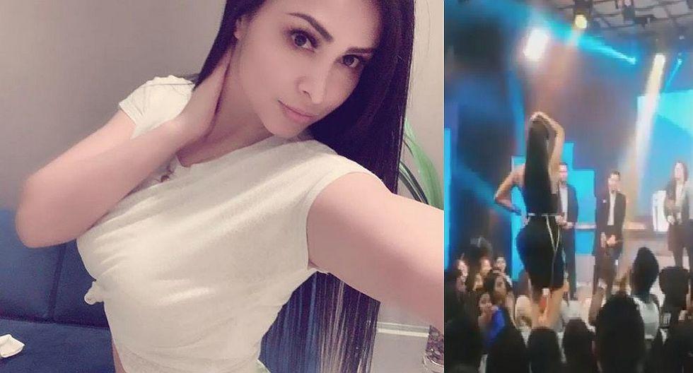El video que publicó Pamela Franco en Instagram en el que aparece junto a Christian Domínguez