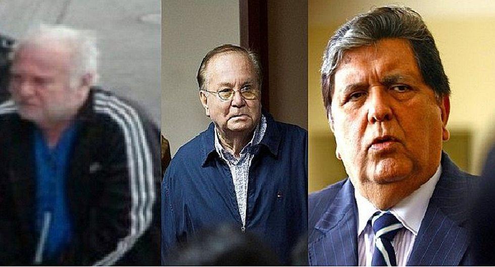 Luis Nava dejó hospital Rebagliati y ya cumple arresto domiciliario (VIDEO)