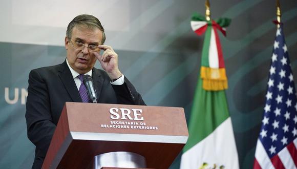 Aun faltan dos años para las elecciones mexicanas, pero seis personalidades políticas ya han confesado sus intenciones de llegar al sillón presidencial. (Foto: Patrick Semansky / POOL / AFP)
