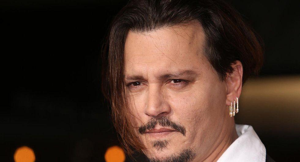 Johnny Depp es el actor menos rentable de Hollywood por segundo año consecutivo