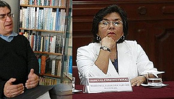 """José Luis Sardón a Ledesma: """"Debe precisar quién le pidió votar a favor de Keiko Fujimori"""""""
