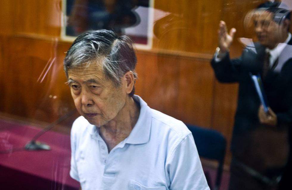 Alberto Fujimori publica una carta por el Día del Padre