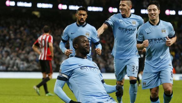 Premier League: Manchester City venció 3-2 al Sunderland en un partidazo