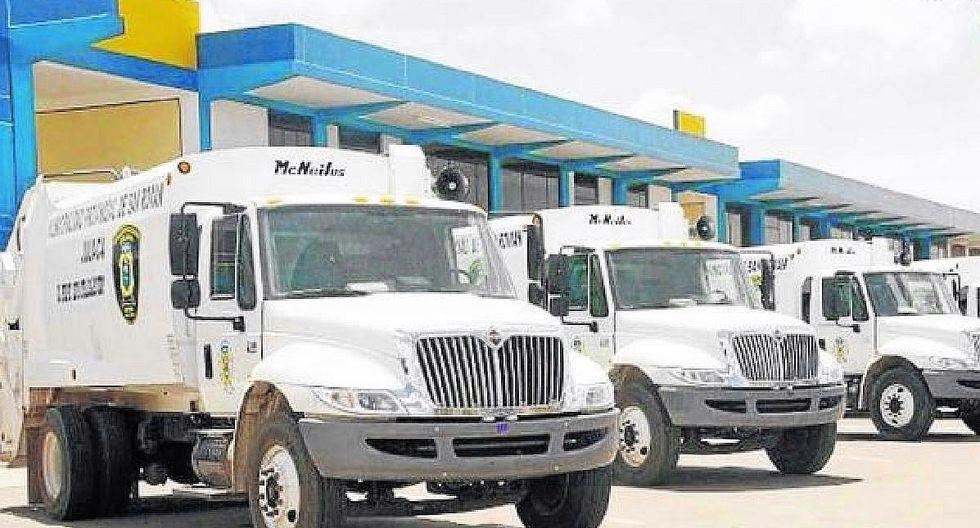 Juliaca: contraloría halla responsabilidad en compra de compactadoras