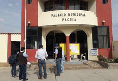 Renuncian funcionarios en la Municipalidad de Pachía