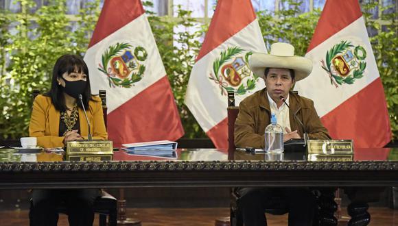 """El legislador oficialista pidió """"unidad"""" a su bancada luego de que la Asamblea Nacional de Perú Libre informara sobre el acuerdo de no dar el voto de confianza al Gabinete.  (Foto: archivo Presidencia)"""