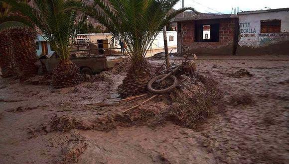Defensa Civil descarta ocurrencia de huaicos en Tacna para los siguientes días