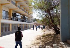 Arequipa: Quinto paciente COVID-19 muere, tras caer de balcón del hospital Honorio Delgado