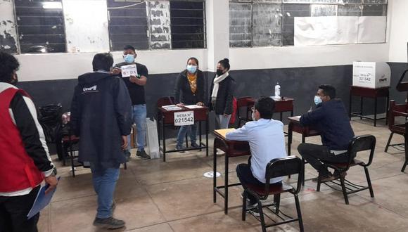 Según la ONPE en Ica: Faltan 19 actas por resolver por el Jurado Electoral Especial Ica.