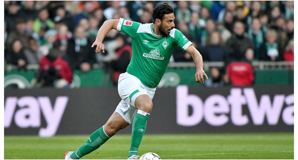 Claudio Pizarro confirmó su adiós al fútbol en entrevista en Alemania